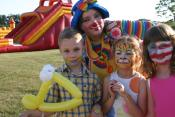 Clowns & Facepainting!