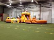 Rat Race Giant Obstacle Course