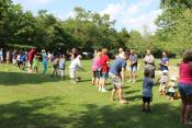 Water Balloon Toss!